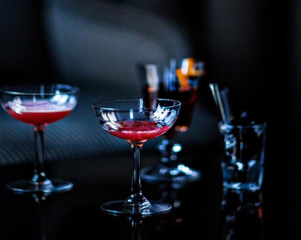 Martell cognac cocktail perfect serve