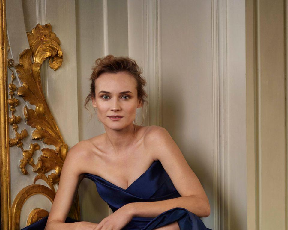 Diane Kruger Ambassador of Martell Cognac