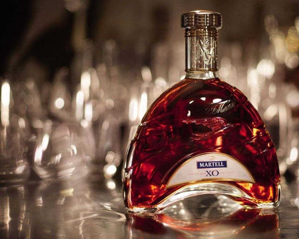 XO cognac