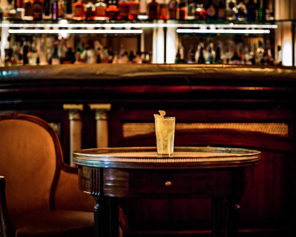 Martell cognac cocktail ginger spice