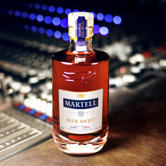 Martell Blue Swift THE SPIRIT