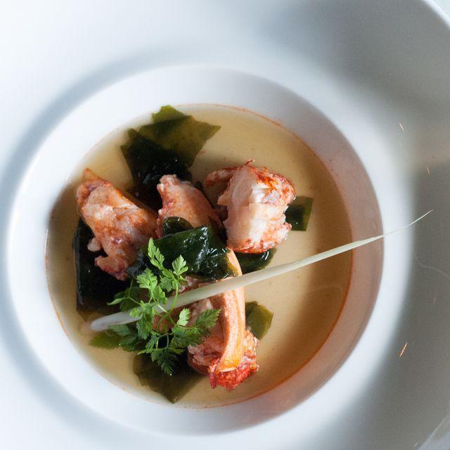 Breton lobster Homard breton