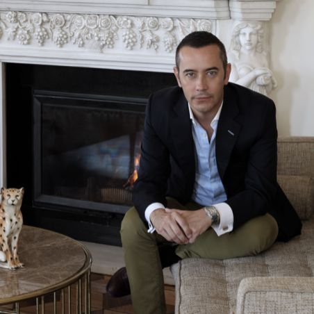 Antony Doucet, an Entertainment talent for France 300