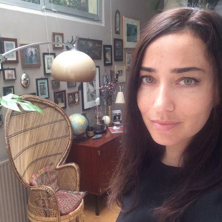 Camille Eddera, a Fashion talent for France 300