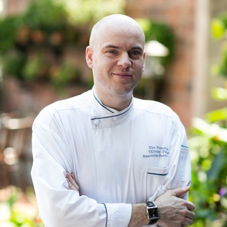 Olivier Paris, a Gastronomy talent for France 300