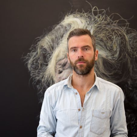 Damien Cadio - Art talent for Martell France 300