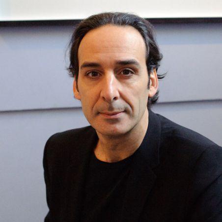 ENTERTAINMENT Alexandre Desplat