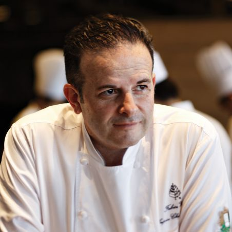 Fabrice Vulin, a Gastronomy talent for France 300