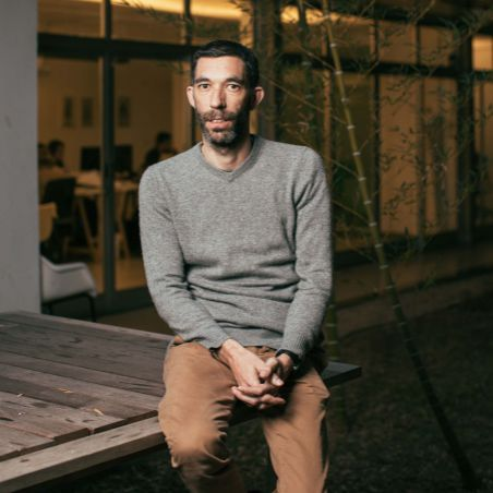 Greg Bousquet de Tryptique, an Art talent for France 300