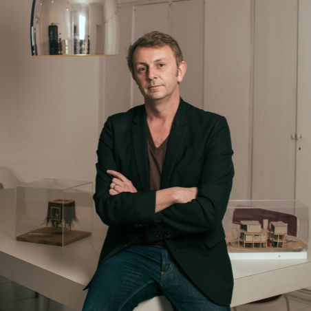 Guillaume Sibaud de Tryptique, an Art talent for Martell France 300