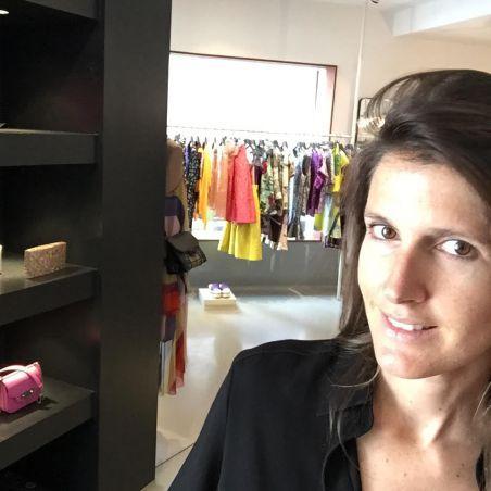 Julie Leymarie, a Fashion talent for France 300