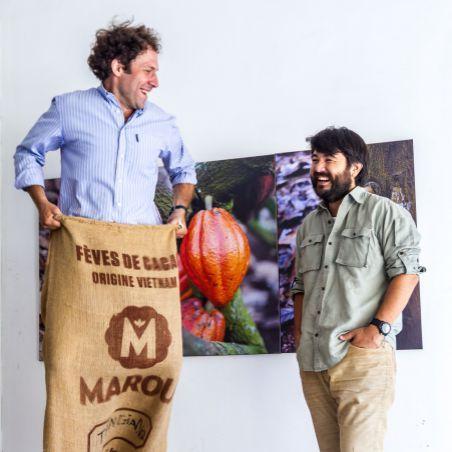 Vincent & Samuel Maruta, Gastronomy talents for France 300