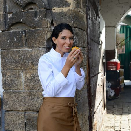 Meryem Cherkaoui, a Gastronomy talent for France 300