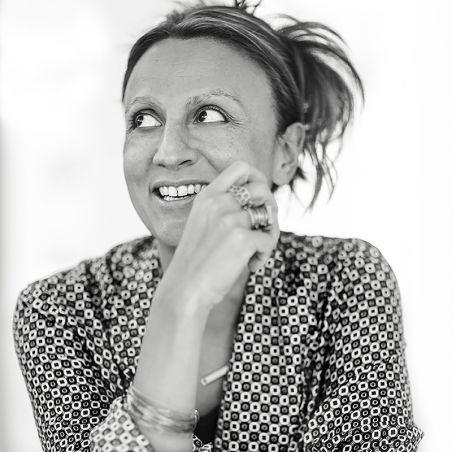 Frédérique Dessemond, a Fashion talent for France 300