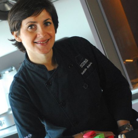 Nathalie Arbefeuille, a Gastronomy talent for France 300