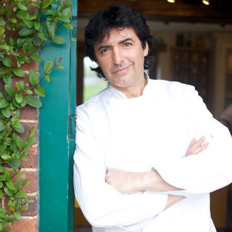 Jean-Christophe Novelli, a Gastronomy talent for France 300