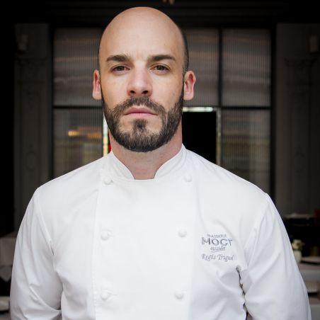 Régis Triguel, a Gastronomy talent for France 300