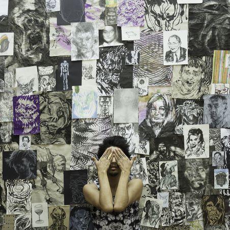 Truc Ahn, Art talent for Martell France 300