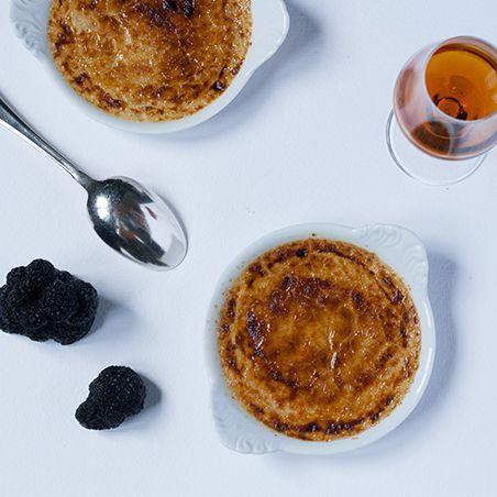 Caviar osciètre Royale de foie gras