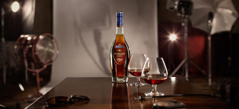 Martell Cognac Noblige - Beauty shot 2014