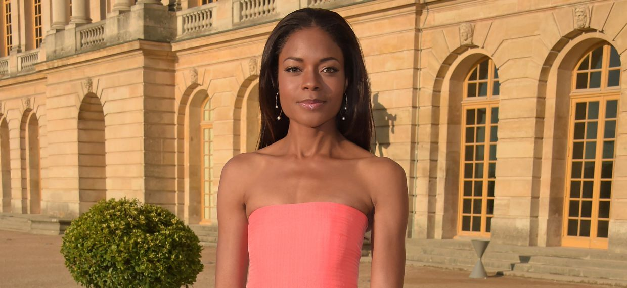 Naomie Harris at the Palace of Versailles for Martell300 anniversary
