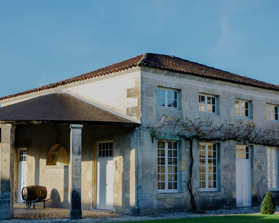 Visit us - Experience the making of Martell, from grape to glass