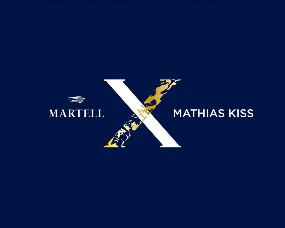 Martell Cordon Bleu Limited Edition by Mathias Kiss -