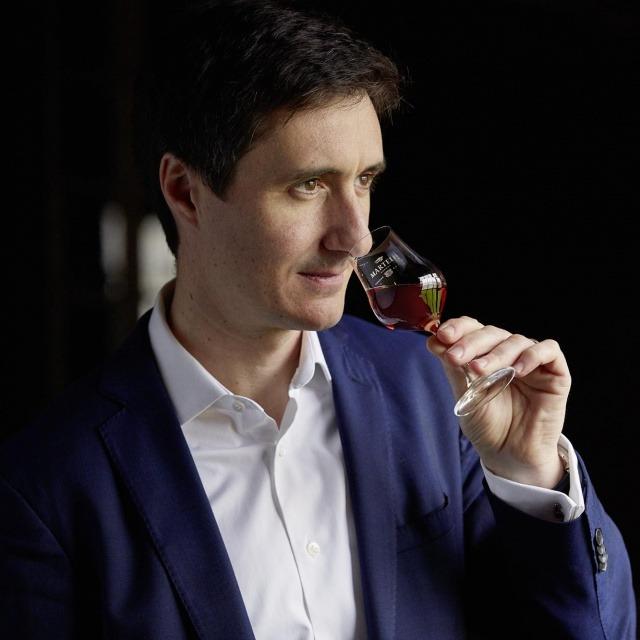 精湛工艺 Christophe Valtaud,马爹利首席酿酒师