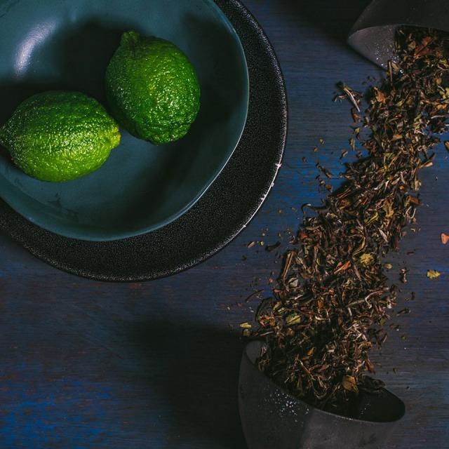 新鲜绿茶 原料