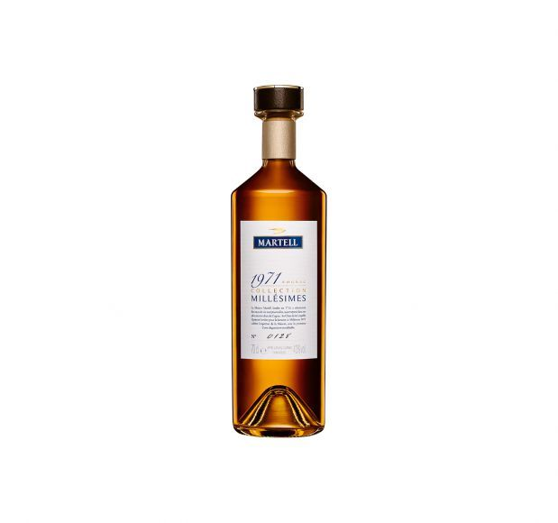 Martell COLLECTION MILLESIMES 1971 Cognac 700ml bottle