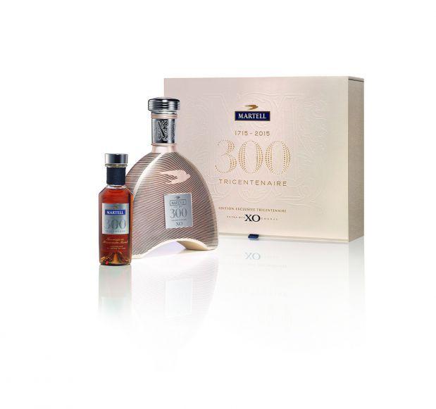 Martell XO Exclusive Tricentenaire Edition Cognac 700ml bottle