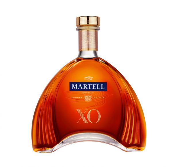 Martell XO Cognac 700ml bottle