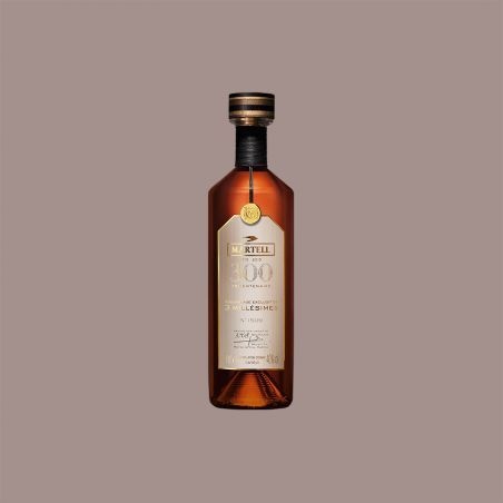 Martell Celebrates its 300th Anniversary in China Assemblage Exclusif de 3 Millésimes