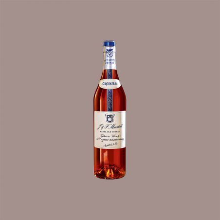 "Martell MILLESIMES 1971 Martell Cordon Bleu ""A Tribute to Martell's 300 year anniversary"""