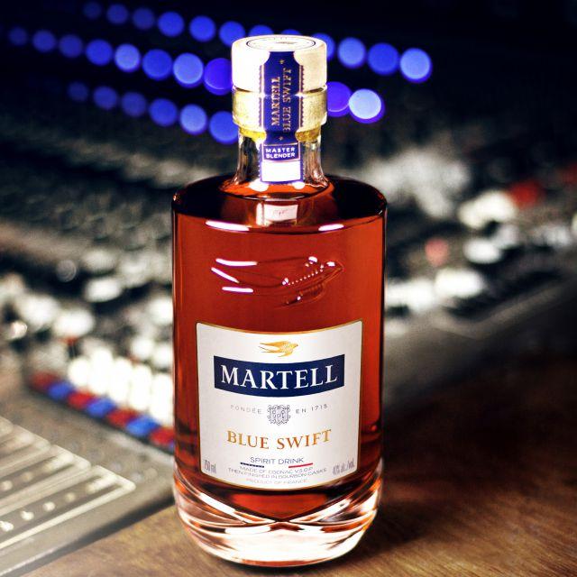 Martell Blue Swift Le Spiritueux