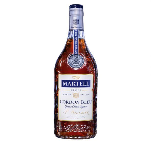 CORDON BLEU Bouteille de cognac 700 ml