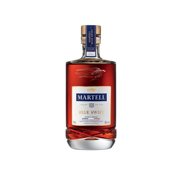 MARTELL BLUE SWIFT Bouteille de Cognac de 700ml