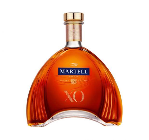 Martell XO Bouteille de cognac 700 ml