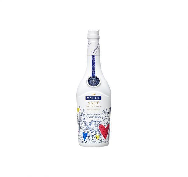 V.S.O.P. MONTMARTELL Bouteille de cognac 700 ml