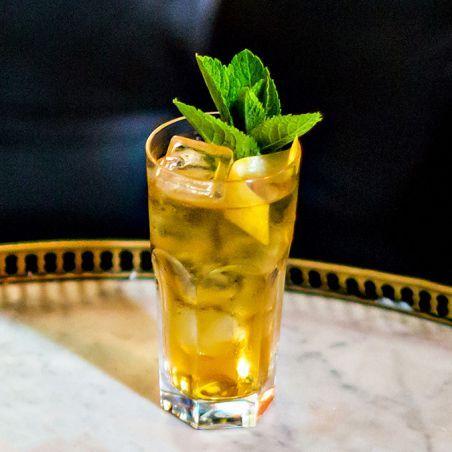 crisp green tea