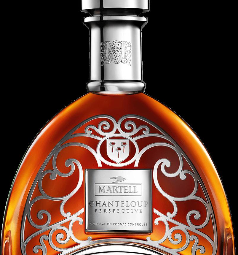 martell cognac chanteloup perspective bottle