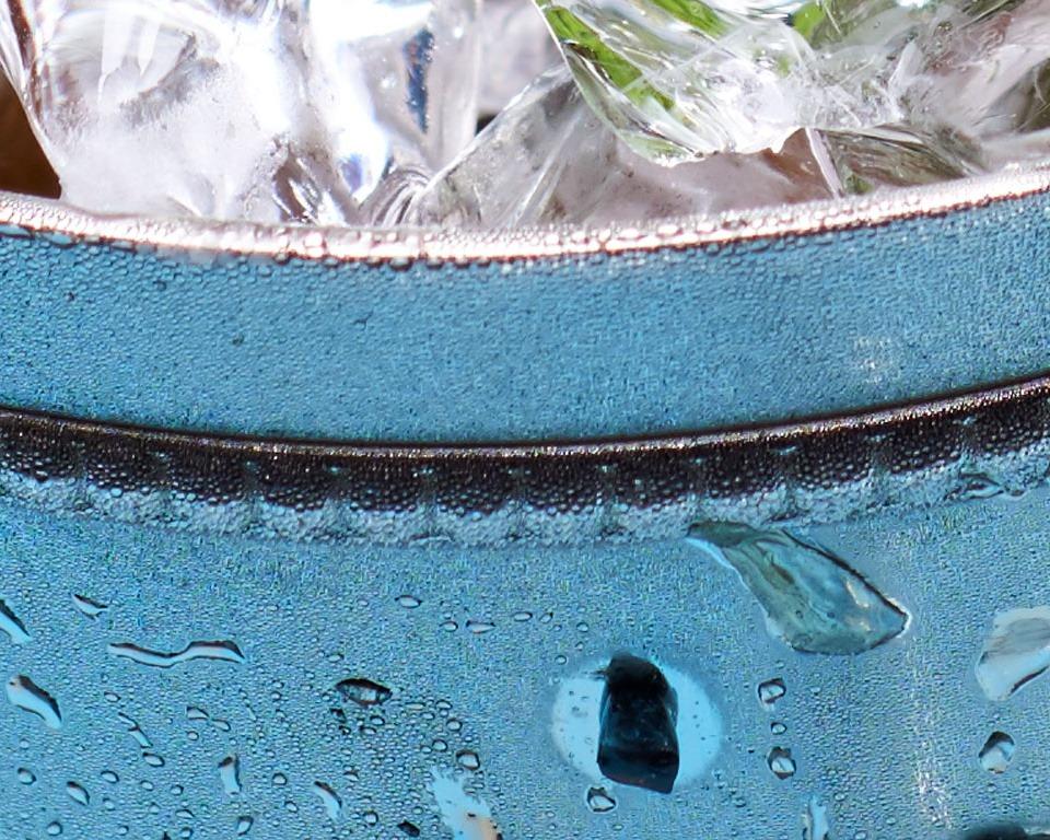 CURIOUS JULEP - Cocktail