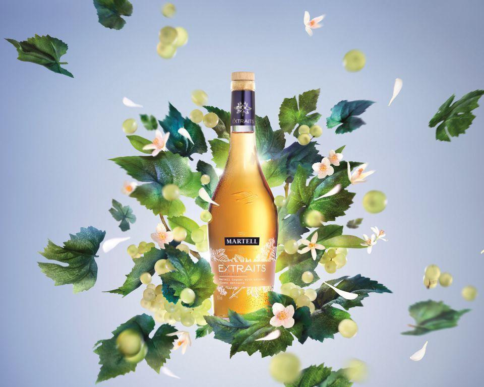 Martell Extraits  - Let your taste blossom
