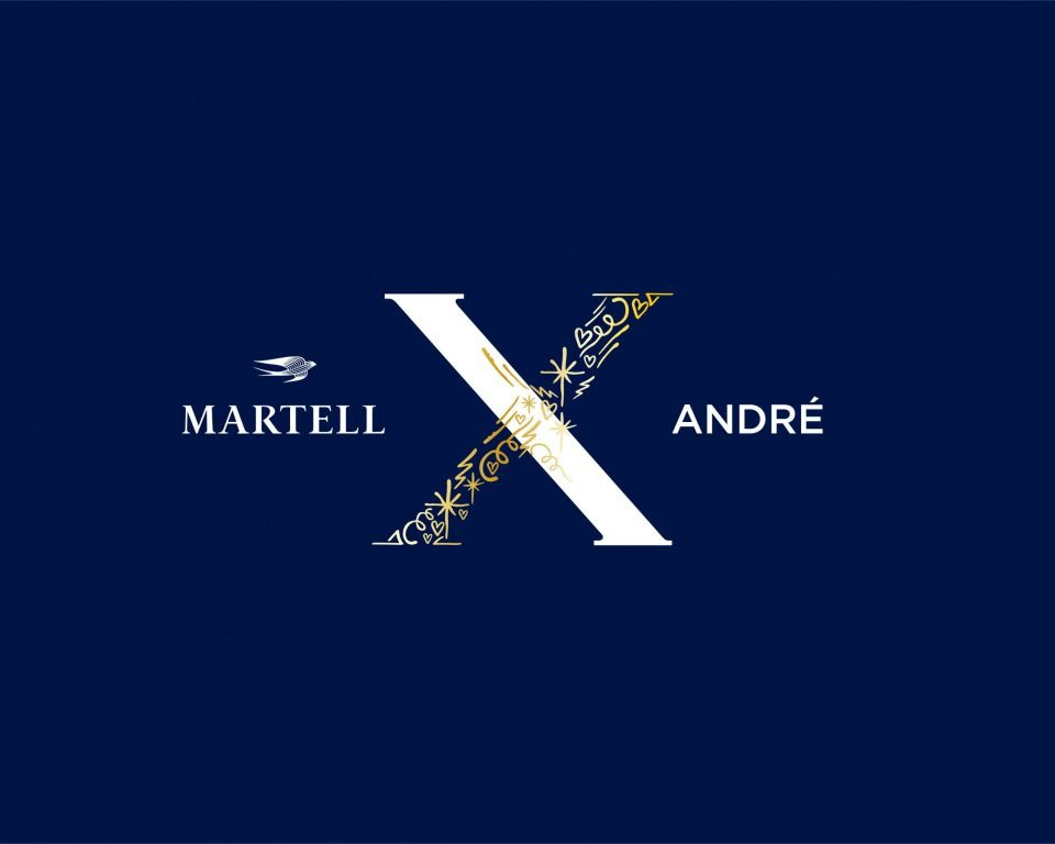 Martell Noblige Limited Edition by André -