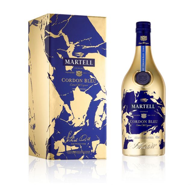 Martell Cordon Bleu Limited Edition by Mathias Kiss Martell Cordon Bleu Limited Edition by Mathias Kiss