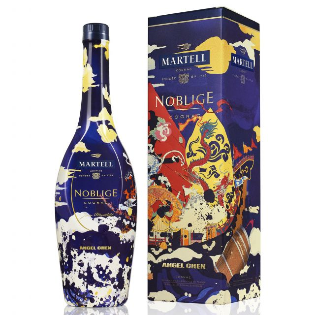 Martell Noblige Limited Edition by Angel Chen The Spirit