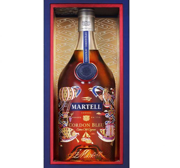 1l bottle of Cognac