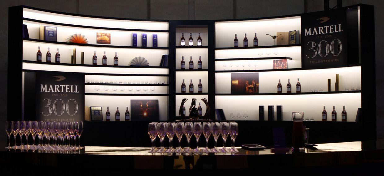 Cuatro talleres en el Palacio de Versalles para descubrir el arte de Martell: bar Mixology