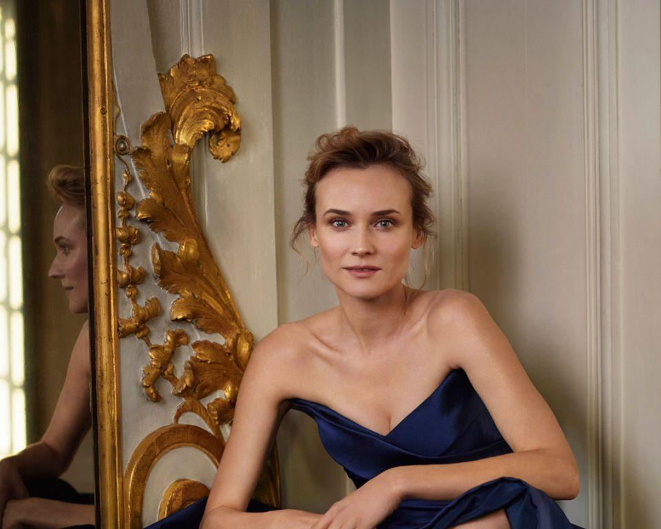 DIANE KRUGER - Embajadora del 300.º aniversario de la Casa de Cognac Martell