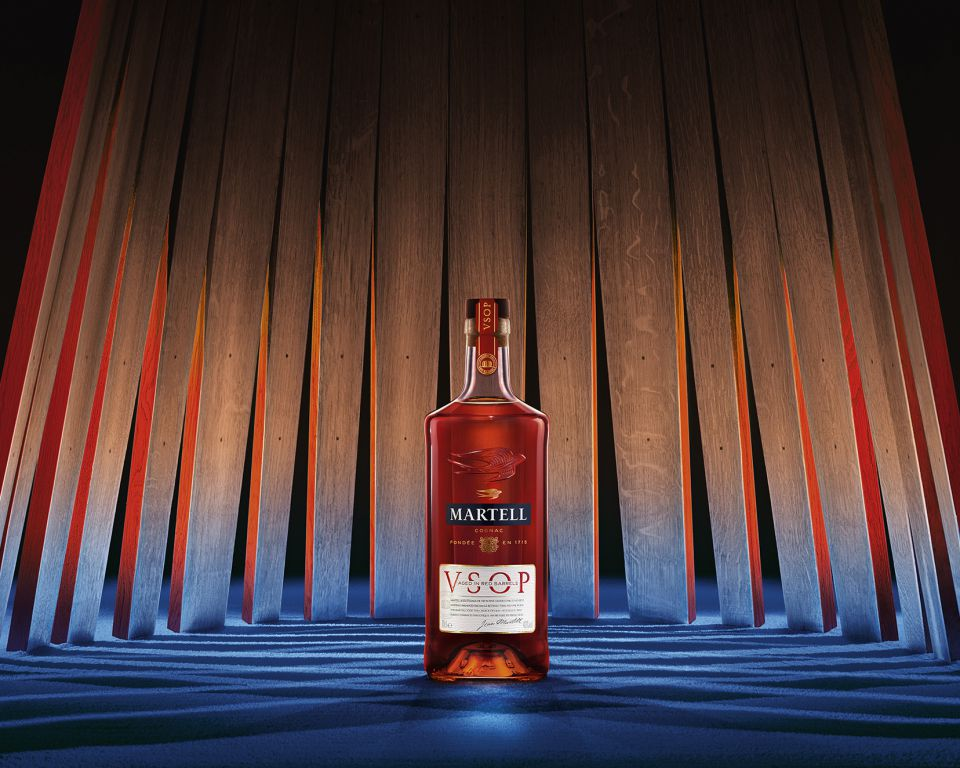 Martell VSOP - Aged in Red Barrels